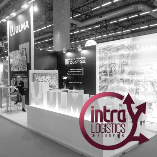 HURRENGO GELTOKIA: INTRALOGISTICS EUROPE 2017