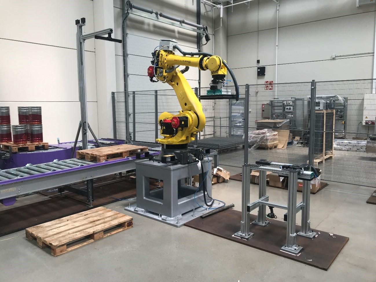 Robótica industrial: nuevos avances  para nuevos retos