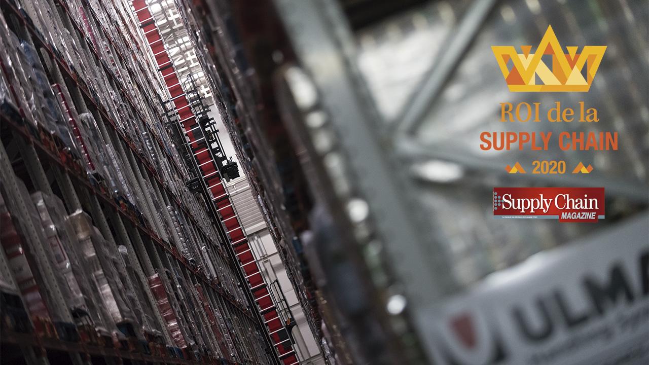 "A ULMA Handling Systems foi selecionada entre os 8 finalistas para os prêmios ""ROI de la Supply Chain 2020"""