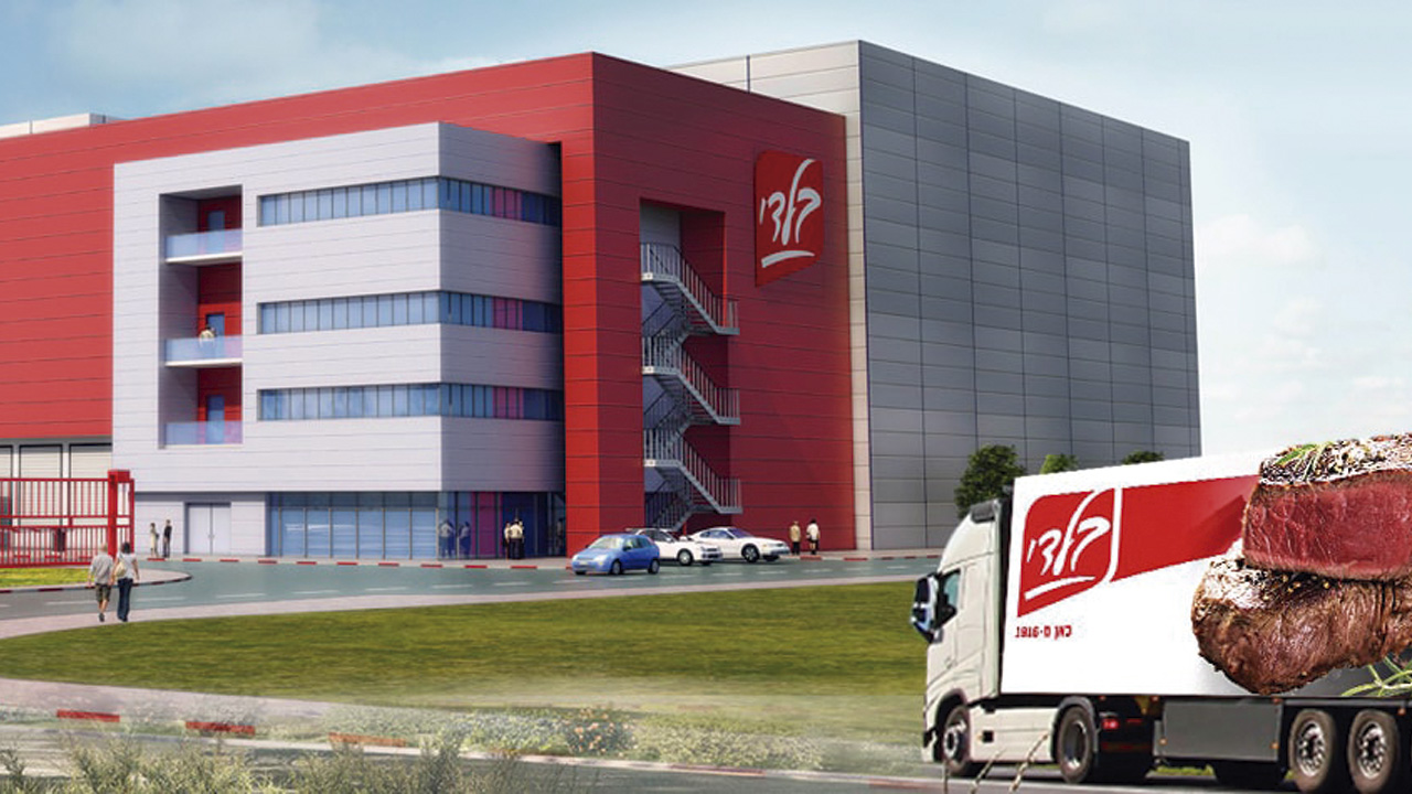 ULMA Handling Systems develops Baladi's new fully-automated logistics centre in Israel