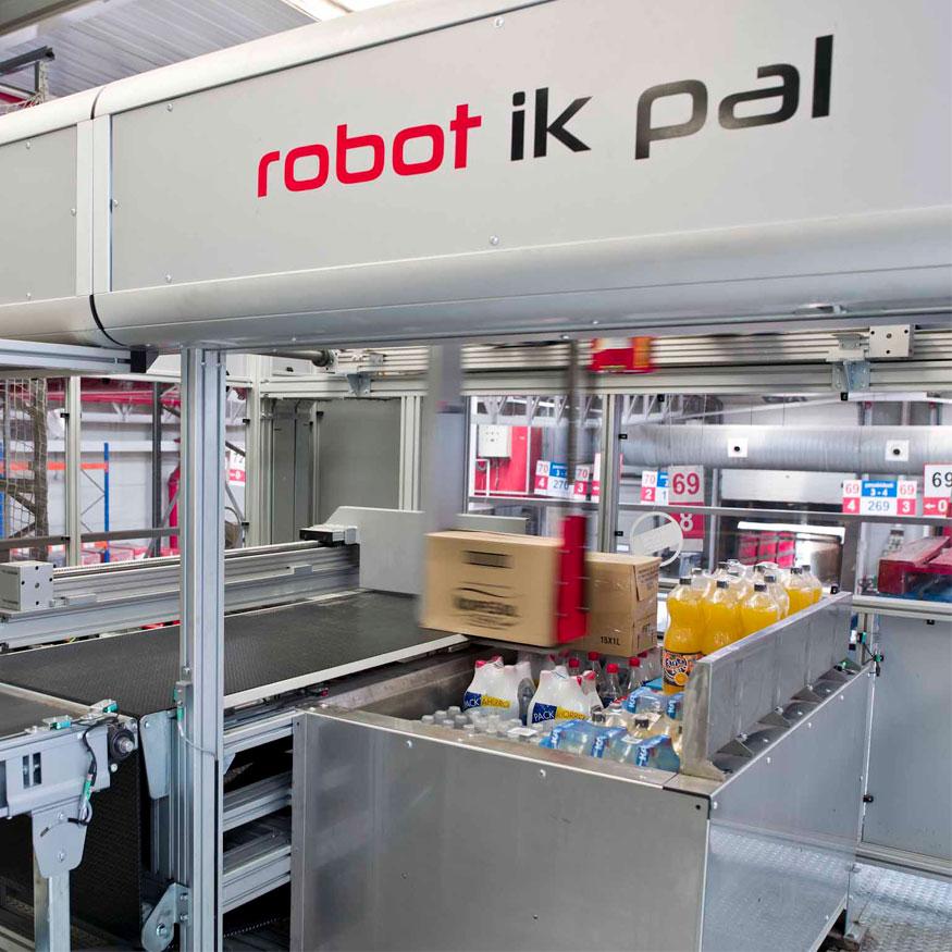Robot IK PAL
