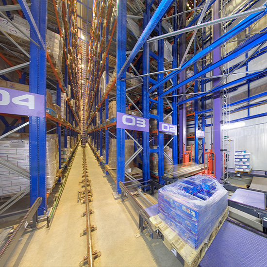 Logistika automatizazioa