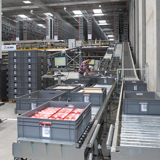 Automatizazio logistikoa