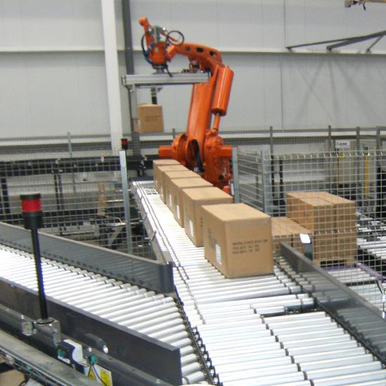 Solutions de préparation des commandes automatique