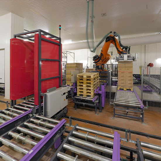 Automatic picking systems