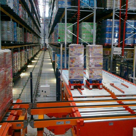 Consum - Automatisation logistique
