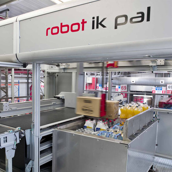 Robot IK PAL - Picking systems