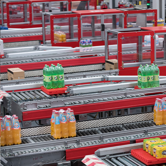 Robot IK PAL: Rapidez, efetividade, flexibilidade