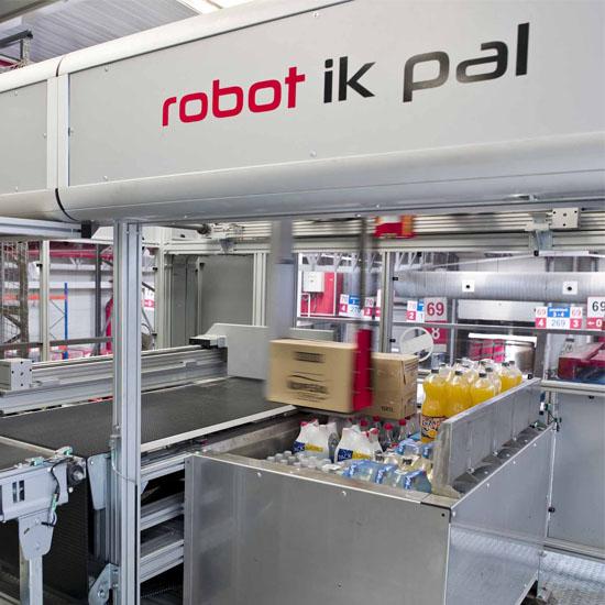 Robô IK PAL - Separação de pedidos