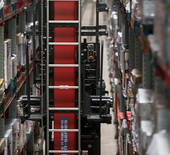 Unit Load - Produits de tout type de dimensions et de poids