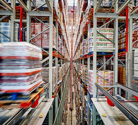 Unit Load - Stockage automatisé